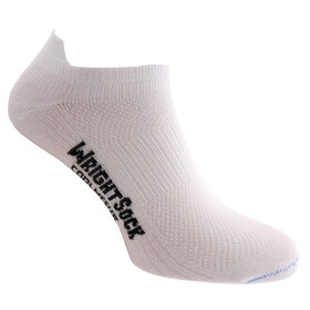 Wrightsock Coolmesh II sukat Low Tab Socks , valkoinen